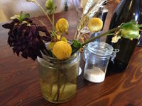 Table Setting, Agrestic Grocer, Orange Wine Tours